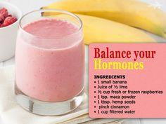 Balance Your Hormones Smoothie