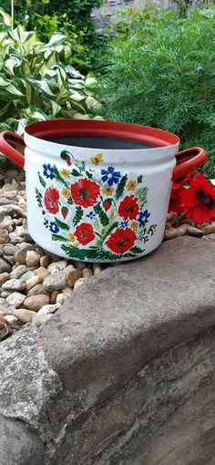 Coffee Cans, Planter Pots, Canning, Drinks, Food, Drinking, Beverages, Essen, Drink