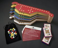 Homeschool Happenings: Across the Board Marbles & Jokers Game ~ A Review Love Games, Fun Games, Wooden Board Games, Marble Games, Joker Game, Color Games, School Games, First Game, Deck Of Cards