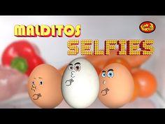 Malditos Selfies - Con 3 Huevos (Oficial)