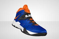 c2459b8bf32 Nike Zoom Soldier VII ID Royal Blue Team Orange White Black