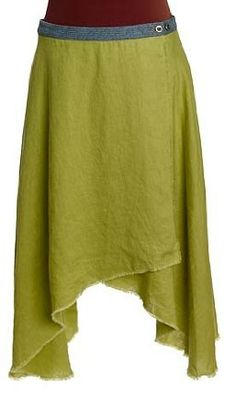 Amazon.com: In The Wash Handkerchief Skirt: Clothing :super-cute, love the color!