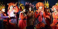 Semana Cultural de Uruguay | Presentación de la Murga Cero Bola ...