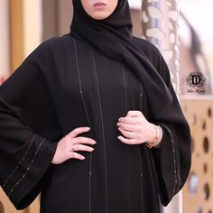 Image may contain: one or more people and people standing Modern Hijab Fashion, Pakistani Fashion Casual, Hijab Fashion Inspiration, Islamic Fashion, Abaya Fashion, Muslim Fashion, Fashion Outfits, Abaya Designs Latest, Abaya Designs Dubai