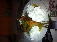 Sweet Potato Bread Pudding! Wildflower Cafe Mentone Alabama