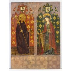 painted church medieval panels - Google Search
