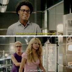 Arrow - Curtis, Felicity & Donna Smoak I laughed so hard at this Arrow Tv Series, Cw Series, Dc Tv Shows, The Cw Shows, Arrow Cw, Team Arrow, Supergirl 2015, Supergirl And Flash, Arrow Memes