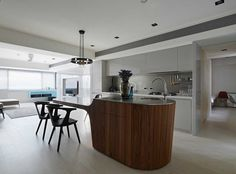 7 Kitchen Islands That Include Seating