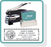 Xstamper Notary Stamps and Supplies
