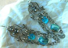 Krista Tseu...you are endlessly creative.  I love your beads and your jewelry!