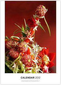frutta in fiore