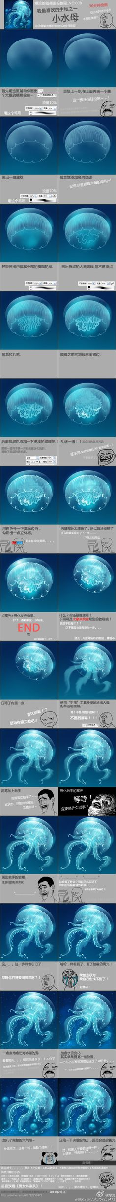 Jellyfish tutorial