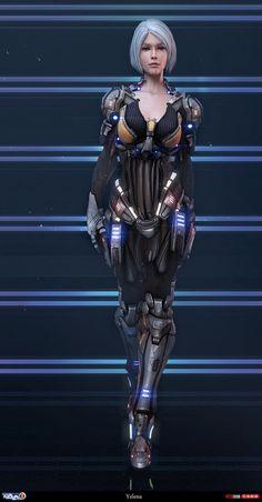 Cyberpunk, Future, Futuristic