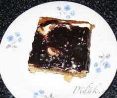 POTŘEBNÉ PŘÍSADY 1.5 hr.cukru 2 vejce 1.5 hr.pol.mouky 1 prášek do pečiva 2 č.lžičky sody 1 plechovka Ananasu i se štávou Krém: 2 pomazankové másla 1 vanilkový cukr 1 PL cukru 1 pudink se šlehačkou vanilkový čokoláda ořechy na vrch Poleva : 100% tuk 10 dkg 2 pl.