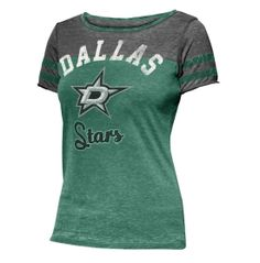 Touch by Alyssa Milano Women's Dallas Stars Morgan T-Shirt - Dick's Sporting Goods