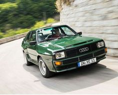 Audi Sport Quattro  #classiccarvoyage . (Photo from: @classiccarsgermany) by classiccarvoyage