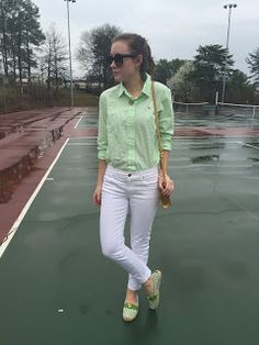 Preppy Miss: Outfits