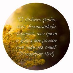 Provérbios 13:11