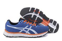 Asics Gel Speedstar Running Shoes Blue White Orange #onitsukatiger