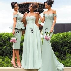 Custom Made Trendy Beautiful Bridesmaid Dresses Beautiful Mismatched New Arrival Inexpensive Long Bridesmaid Dresses,Bridesmaid Gown Tea Length Bridesmaid Dresses, Mismatched Bridesmaid Dresses, Beautiful Bridesmaid Dresses, Prom Dresses, Dress Prom, Dress Long, Evening Dresses, Summer Gowns, Dresses 2016