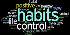 First you make your habits, and then your habits make you.  Break those habits that can break you. Adopt those practices that will become the new habits that will help you achieve the success you desire.   Your habits are a form of exercise. The harder you work at something, the harder it is to quit. The easier it is to do, the harder it is to change.   Your habits are either the best of servants or the worst of masters. You are what you repeatedly do.  Www.shondayoung.com