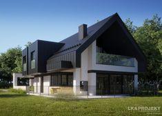 Projekty domów LK Projekt LK&1437 zdjęcie 3