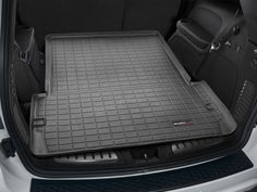 2015 Dodge Durango | Cargo Mat and Trunk Liner for Cars SUVs and Minivans | WeatherTech.com   Behide 2nd row. Black