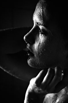 """""""I find you in storms. I feel you in the lightning. I miss you in the rain."""" ❥"""