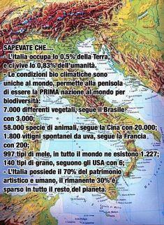 Something To Remember, Italian Language, My Land, Good To Know, Natural, Life Lessons, Life Hacks, The Incredibles, World