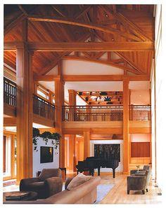 Timber Truss Art!