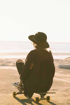 Skate into the sunset | Pura Vida Bracelets