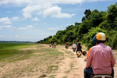 From the comfort of your seat behind your personal driver you can take pictures or just relax against the back rest of your Vespa to take in the magnificent scenery in the outskirts of Siem Reap. http://www.cambodiavespaadventures.com/countryside-life-tour/