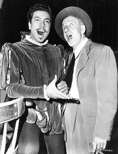Mario Lanza & Jimmy Durante
