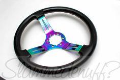 Slammedenuff — Grip Royal Black/Neo Chrome Wheel (SE? edition)