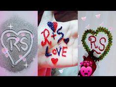 S+R Letters special love romantic video Happy Birthday Romantic, Romantic Video, Alphabet Tattoo Designs, S Love Images, S Alphabet, Flower Wallpaper, Lettering Design, Rapunzel, You And I