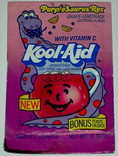 Retrolicious Foods from the '80s