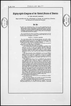 Celebrating African Heritage Month - The Civil Rights Act of 1964 (page 1)