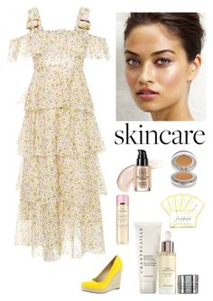 """""""Summer of Beauty"""" by kotnourka ❤ liked on Polyvore featuring beauty, AlexaChung, Michael Antonio, Chantecaille, Laura Mercier, By Terry and SkinCare"""