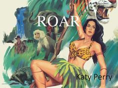 ESL song - Kety Perry - Roar - Lesson Plan