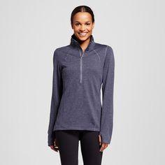 Women's Run Half Zip Pullover - C9 Champion -