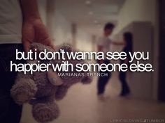 """I love to hate this song....only because it hits so close to home. EVERYONE would love this song. """"So Soon""""- Marianas Trench"""