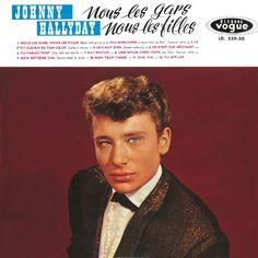 Johnny Hallyday - Lp N04: Nous Les Gars Nous Les Filles