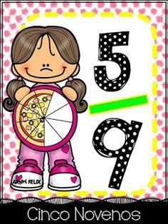 CADERNO DE RECEITAS: desenho Learning Time, Kids Learning Activities, Math School, Math Fractions, 2nd Grade Math, Math For Kids, Preschool Art, Kids Education, Teaching Math