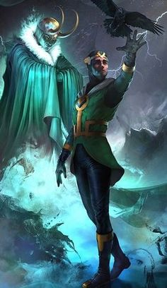 Loki manipulated Norman Osborn into leading his Dark Avengers and H.A.M.M.E.R. into attacking Asgard, intent on having it returned to its proper place in the Nine Realms. However, he underestimated the destructive power of the Sentry, who had given into the whispers of his Void persona. When Steve Rogers lead the true Avengers in defense of Asgard, Osborn had the Void unleash his power in full and Asgard was destroyed. Seeing that his plans had gone farther than he had intended, he used…