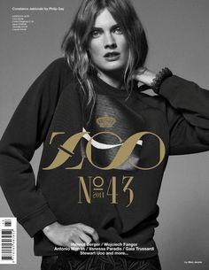 awesome Zoo Magazine #43 Summer 2014   Helmut Berger, Vanessa Paradis & Constance Jablonski [Covers]
