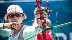 How to shoot like Aida Roman in 7 seconds | World Archery