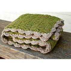 Handmade | Knitted baby blanket | alpaca wool | Motherhood | www.metdehand.nl