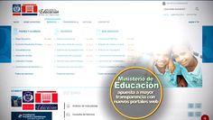 Ministerio De Educación Apuesta A Mayor Transparencia Con Nuevos Portales Web