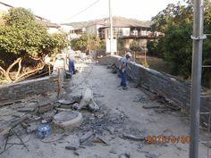 Arreglando el puente