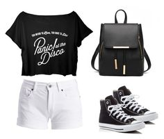 """""""Untitled #16"""" by katherinewlfc on Polyvore featuring Barbour International and Converse"""